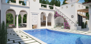Lot 24 Pool Rendering